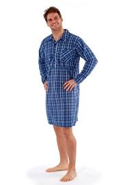 Nachthemd Harvey Blue Check