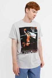 Herren T-Shirt MF Basketball