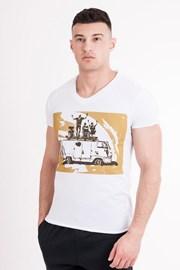 Herren T-Shirt MF Travel