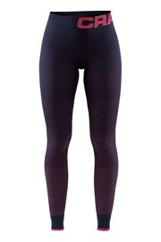 Lange Damen Unterhose CRAFT Warm Intensity blau-rosa