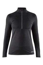 Funktions- Sportshirt CRAFT Prep Black