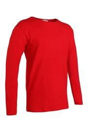 T-Shirt aus Baumwolle mit langen Ärmeln Jadea
