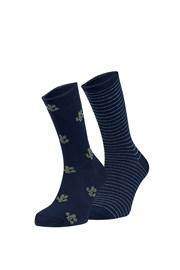 2er Pack Socken Mercia