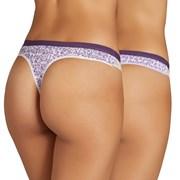 2er Pack Strings Violetta