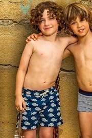 Badeshorts Daniel für Jungen