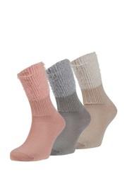 3er Pack wärmender Socken Marilu