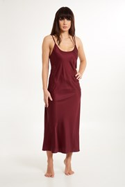 Luxuriöses Nachthemd Vita Bella aus Satin
