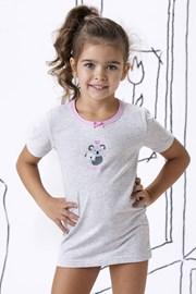 T-Shirt aus Baumwolle Emily