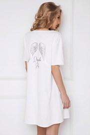 Nachthemd Angel weiß