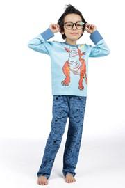 Jungen Pyjama Lenny Sky Rex