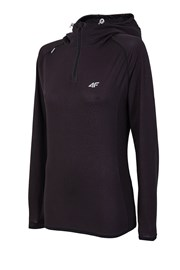 Funktions-Sweatshirt 4f Black