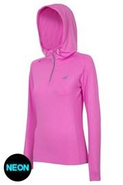 Damen Funktions-Hoodie 4F Pink Dry Control
