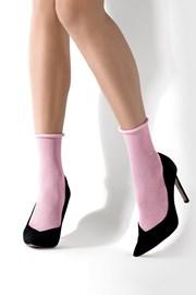 Socken Bling rosa