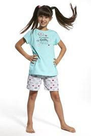 Mädchen-Pyjama Blogger Girl