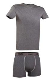 Herren-Set T-Shirt und Boxershorts Primal 162BG