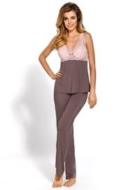Eleganter Damen Pyjama Caroline
