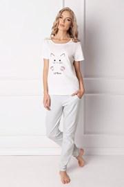 Damen Pyjama Cat Woman