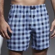 Boxershorts CORNETTE Comfort Blue Check