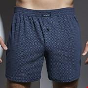 Boxershorts CORNETTE Comfort Blue Tyrkys