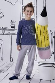Pyjama Jacqard