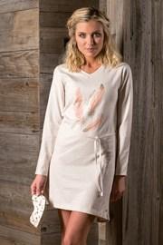 Damen Nachthemd Plume