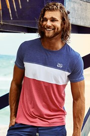 Luxuriöses Herren-T-Shirt Clark