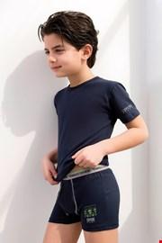 Set aus Boxershorts und T-Shirt Enrico Coveri 4071