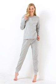 Pyjama Sweet Dreams grau