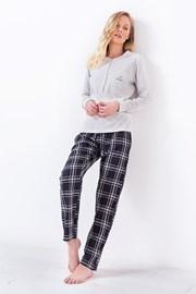 Pyjama 3034 grau