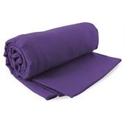 Violettes schnell trocknendes Handtuch Ekea