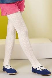 Strumpfhose für Mädchen Fifi aus Baumwolle