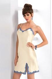 Elegantes Nachthemd Gloria cream