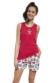 Pyjama Mädchen Happy