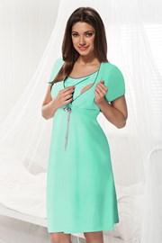Still-Nachthemd Dorota mintfarben