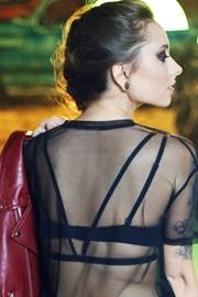 Zierträger am Rücken Katie