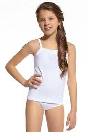 Mädchen-Set Unterhemd und Slip