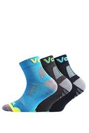 3er Pack Socken Kryptoxík für Jungen