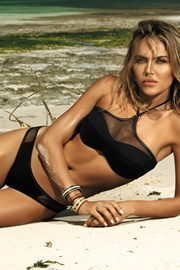 Bikini Mauritius Black