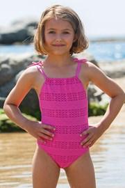 Mädchen-Badeanzug Meres