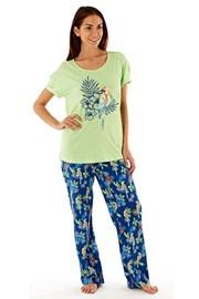 Pyjama aus Baumwolle Parrot