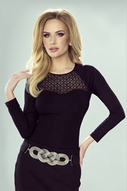 Elegantes Damen Shirt Sabrina
