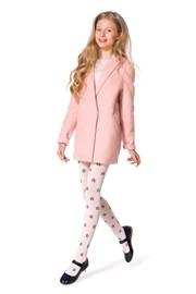 Baumwollene Mädchen Strumpfhose Solana rosa