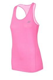 Damen Sporttop 4F Dry Control Pink