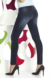 Damen Leggings im Jeans-Design Timea