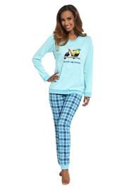 Pyjama aus Baumwolle Toucan