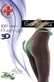 Push-Up Strumpfhose 100 DEN
