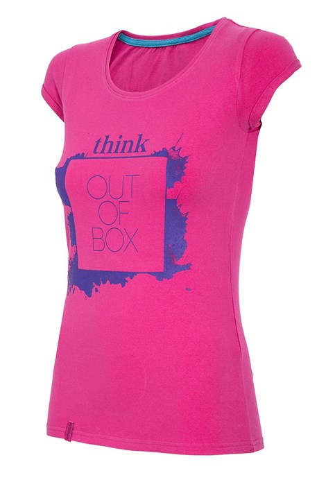 Damen Sport-T-Shirt 4F Think out of box