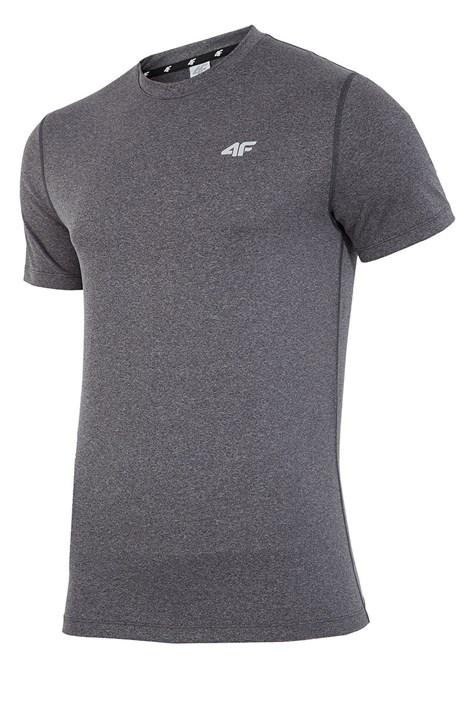 Fitness-T-Shirt 4F Dry Control Melange