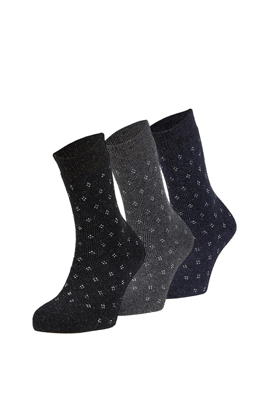 competitive price 44f3f cb377 3er Pack wärmende Socken Alma